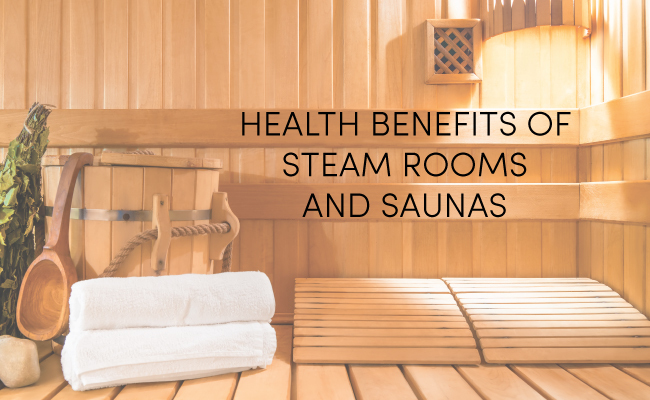 Health benefits of steam rooms warrior goddess