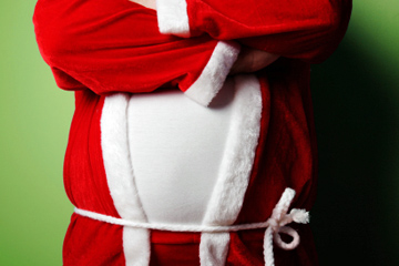 Avoid the Christmas belly bulge