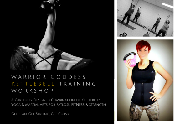 WARRIOR GODDESS KETTLEBELL TRAINING