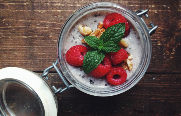 Vegan-Berry-Chia-Pudding