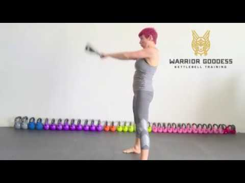 The Two Handed Kettlebell Swing