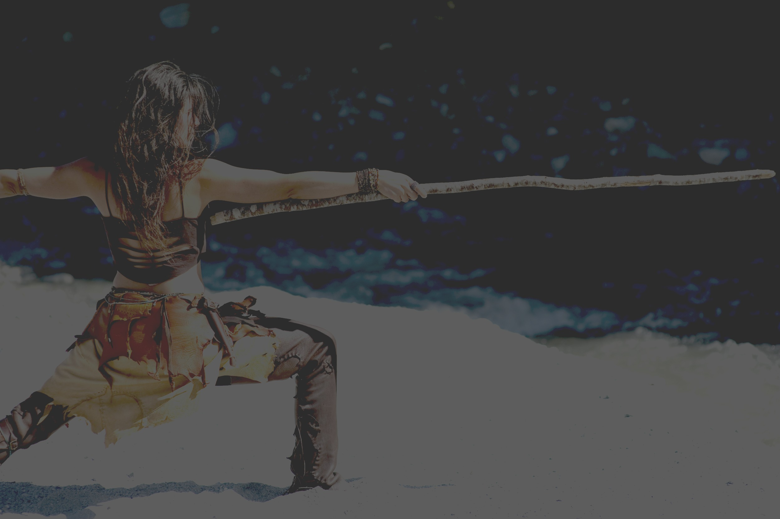 What does it mean to be a Warrior Goddess?