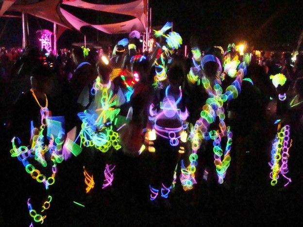 Glow Stick Party | Happy 1st Birthday | Warrior Goddess Kettlebell Training