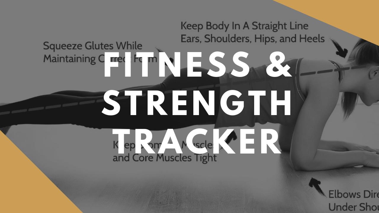 Next Step - Time to Track your Progress | Warrior Goddess