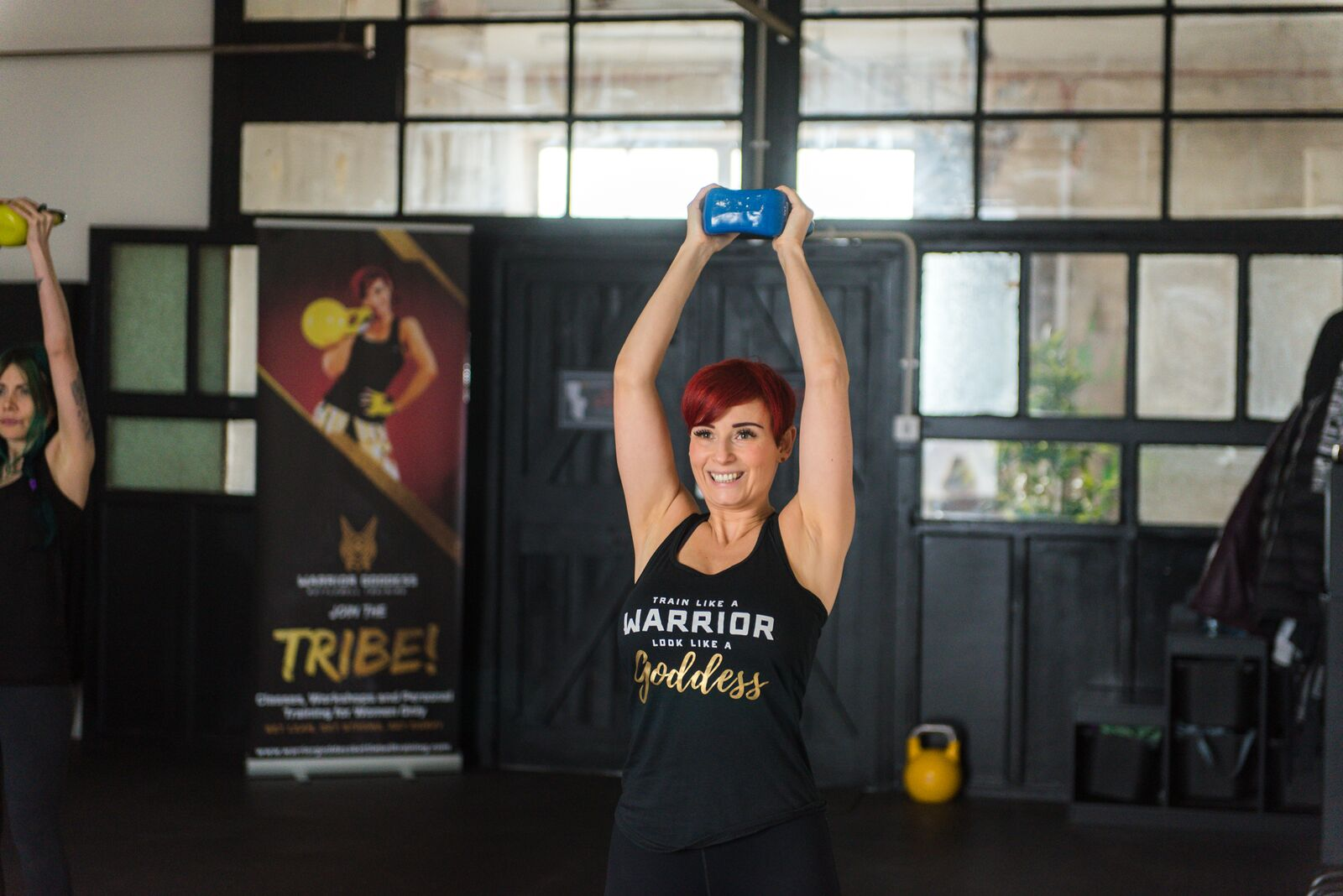 Beginner Kettlebell Workout for Weight loss [FREE PRINTABLE]