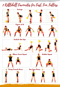 kettlebell workout routines pdf  eoua blog