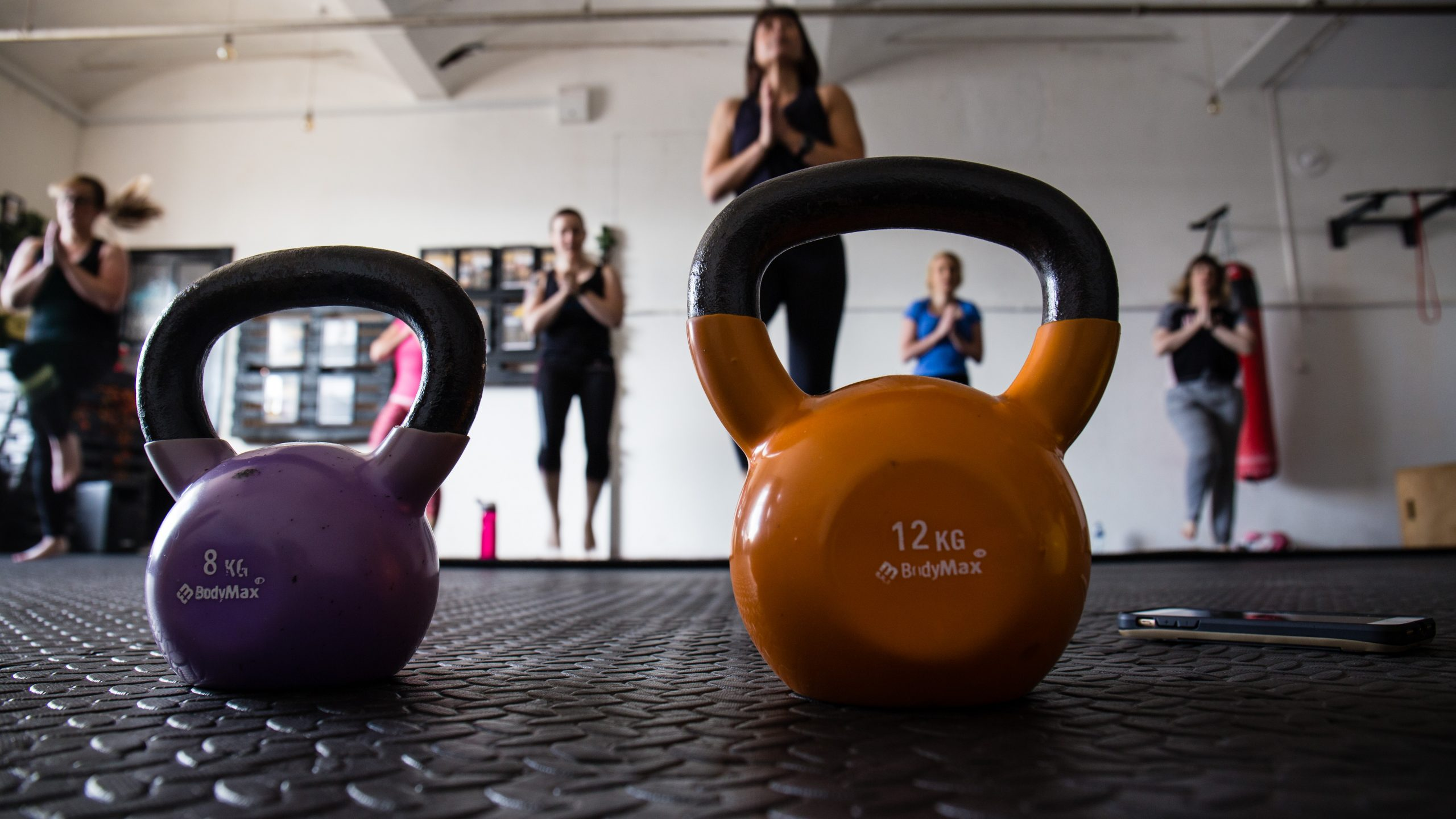 What size kettlebell do I need?