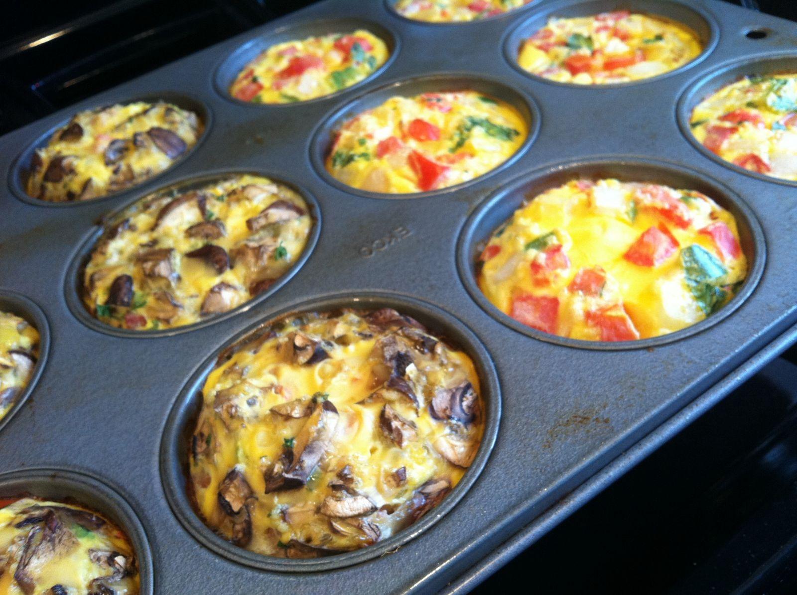 Protein Egg Muffins