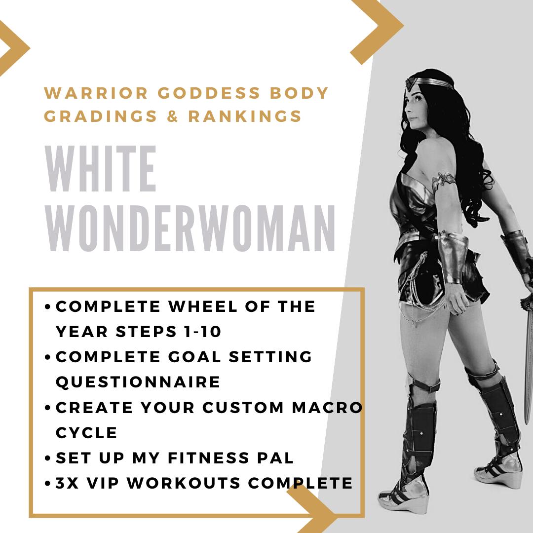 Custom Goddess Body
