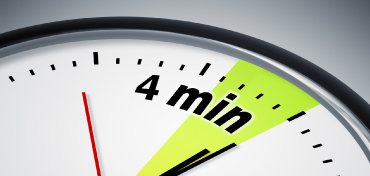 4 Minutes is all you Need
