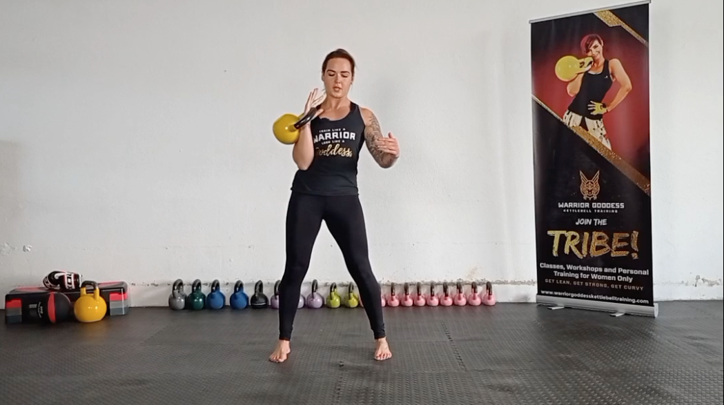 The Kettlebell Clean: How to Do it Without Banging Your Wrists
