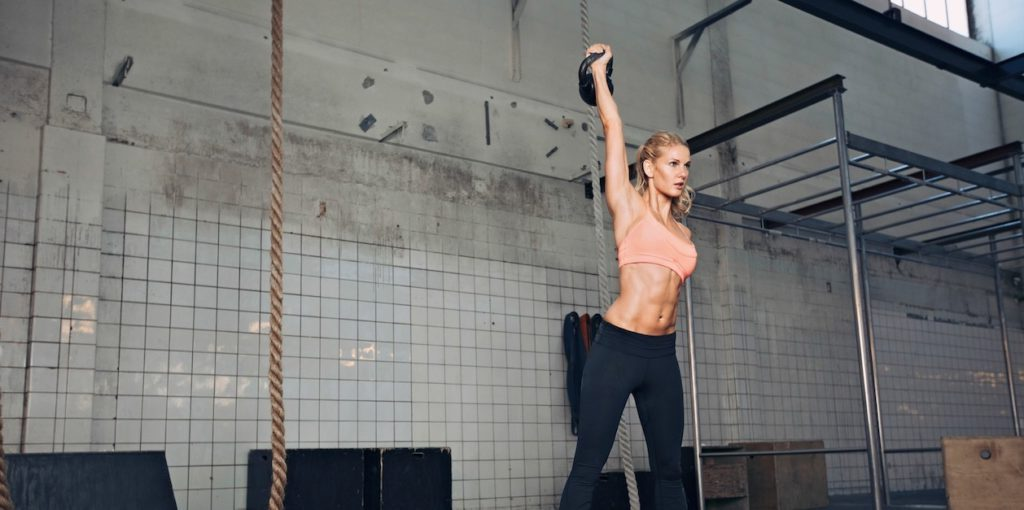 The Queen of all Kettlebell Exercises: The Snatch