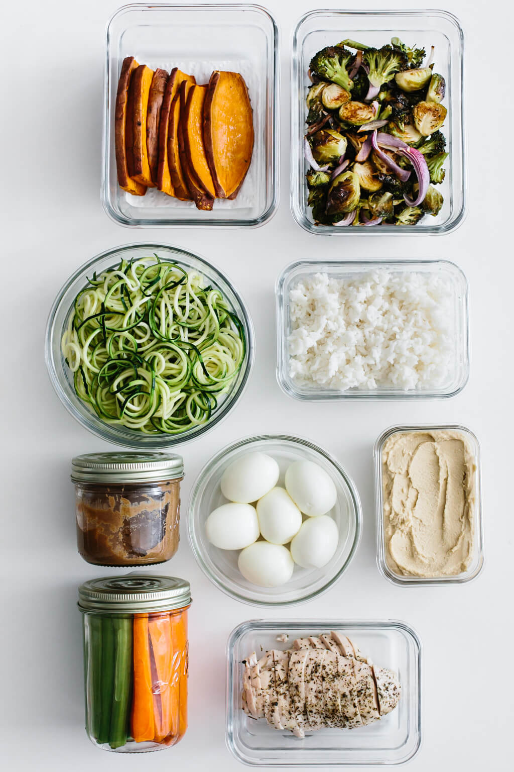Meal Prep Ideas to Save Time in the Kitchen