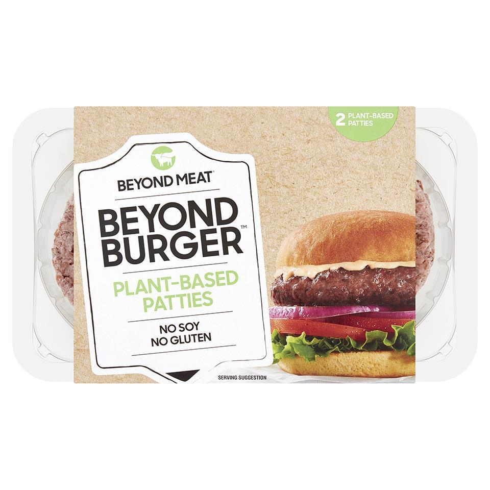 Vegan Burger + Medium Sweet Potato + Unlimited Greens