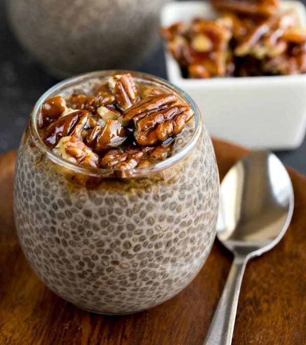 Lean Protein Chia Pudding