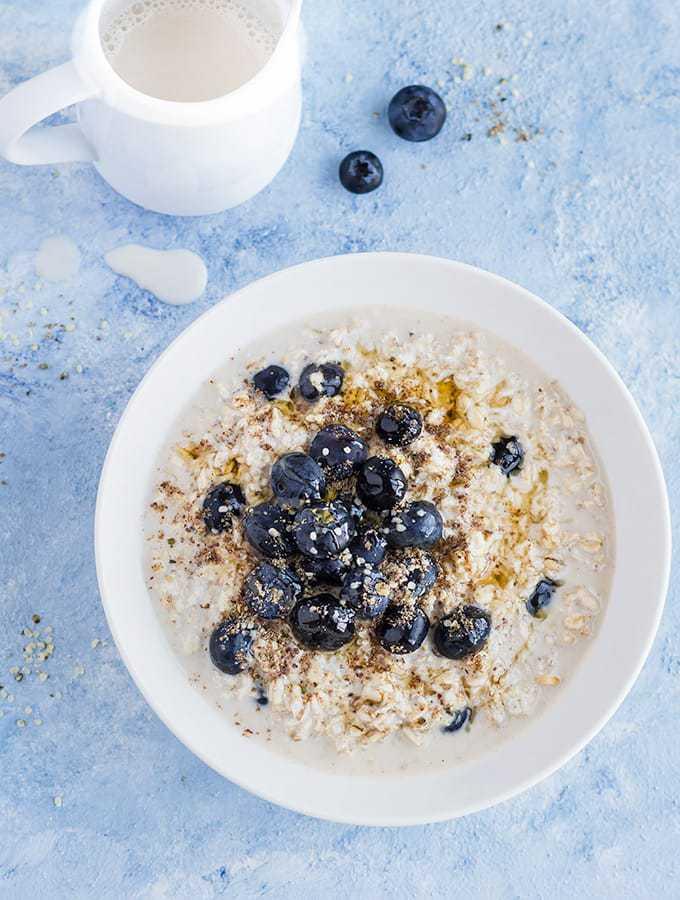 Breakfast Lean Oats